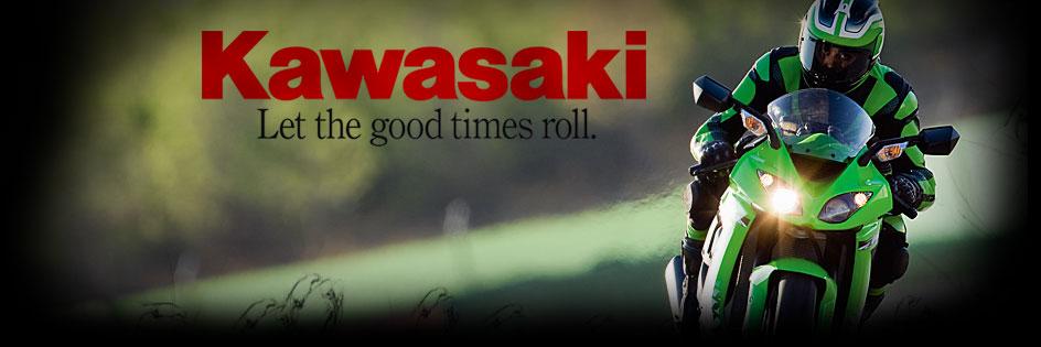 Тийм Грийн - мотоциклети, екипировка и сервиз - Ендуро Мотори  - KAWASAKI
