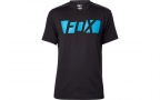 FOX Тениска LIBRA SS TECH KNIT BLACK FOX