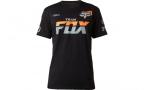 FOX Тениска TEAM FOX SS TEE
