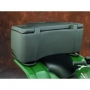 MOOSE UTILITY DIVISION OVERSIZED RACK TRUNK CARGO BOX GREEN