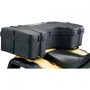 MOOSE UTILITY DIVISION REAR TRUNK CARGO BOX BLACK