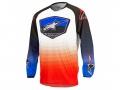 ALPINESTARS Детска блуза RACER SUPERMATIC