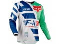 FOX Юношеска блуза YOUTH 180 SAYAK JERSEY FOX