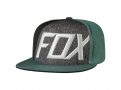 FOX Шапка INVERTER SNAPBACK DRK/FAT FOX