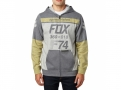 FOX Суичър DRAFTR ZIP FLEECE FOX