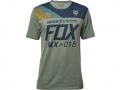 FOX Тениска ACCORDINGLY SS TECH TEE FOX