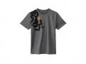 KTM Тениска КТМ ARROW BLACK/GREY TEE