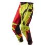 ACERBIS Панталони Profile 17 червен/жълт