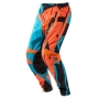 ACERBIS Панталони Profile 17 оранжев/син