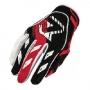 ACERBIS Ръкавици MX1 червен/черен