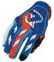 ACERBIS Ръкавици MX1 син/оранжев