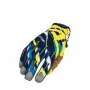 ACERBIS Ръкавици MX2 син/жълт