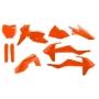 ACERBIS Пълен комплект пластмаси KTM SX-F 07 - 10