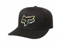 FOX Детска шапка YOUTH HERETIC FLEXFIT BLK FOX