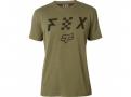 FOX Тениска SCRUBBED SS AIRLINE TEE FOX
