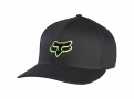 FOX Шапка LEGACY FLEXFIT HAT BLK FOX