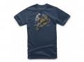 ALPINESTARS Тениска TRIPLE TEE ALPINESTARS