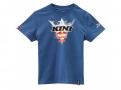 KTM Детска тениска KINI-RB KIDS STOMP TEE NAVY КТМ