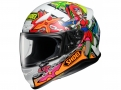 SHOEI Каска NXR STIMULI TC-10 SHOEI