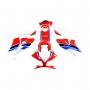 HONDA Спойлери комплект за Honda CBR 1000RR 2012-2015 HRC